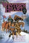 Srdce zimy - Obálka - Winter's Heart. (Tor/SFBC, 2000)