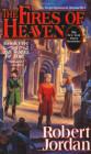 Oheň z nebies - Obálka - The Fires of Heaven. (Tor, 1993)