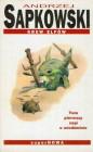 Krv elfov - Obálka - Plagát