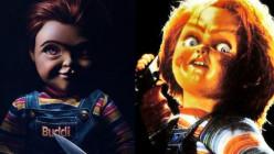 Detská hra (2019). Chucky a Andyho mama. Radšej by som sa nepribližoval.