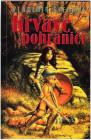 Krvavé pohraničí. Obálka prvého vydania (Klub Julese Vernea, 2000).