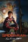 Spider-Man: Ďaleko z domova - Scéna - Mysterio a Spiderman