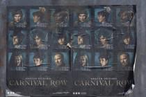 Carnival Row - Postavy