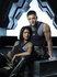 Battlestar Galactica - 3. séria - Adama a Baltar