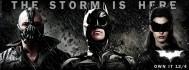 Dark Knight Rises, The - Poster - 1
