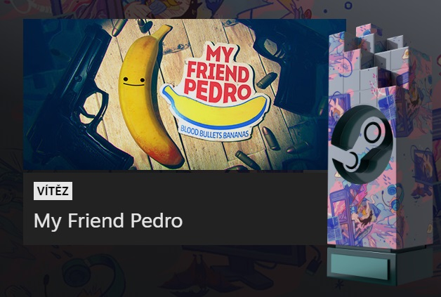 My Friend Pedro - Blood Bullets Bananas - Steam Award