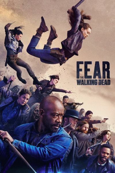 Poster - Fear the Walking Dead