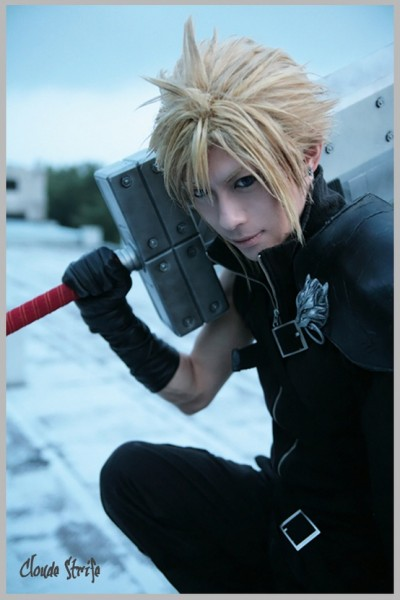 Final Fantasy VII: Advent Children - Cosplay - Cloud