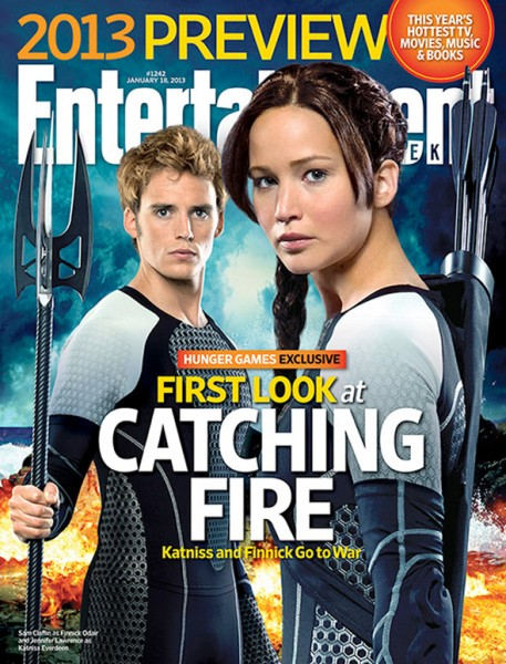 Hunger Games: Catching Fire, The - Scéna - Hunger Games 2 Catching Fire - 9