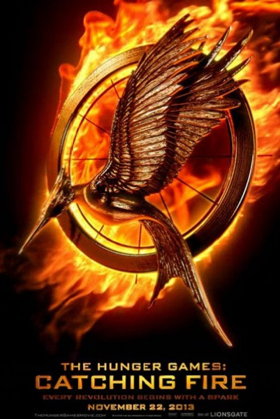 Hunger Games: Catching Fire, The - Plagát - Hunger Games 2 Catching Fire poster