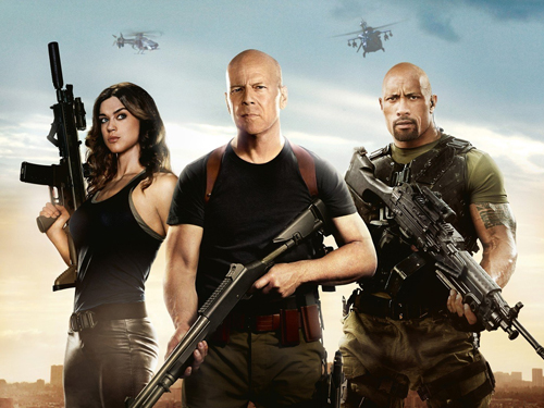 G.I. Joe 2: Retaliation - Plagát - G.I. JOE: RETALIATION - First Film Clip