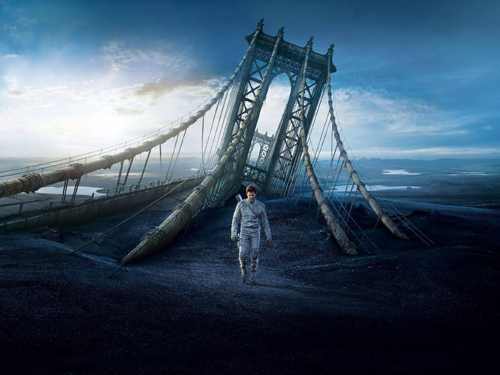 Oblivion - Produkcia - New TV Spot for OBLIVION and Bubbleship Featurette