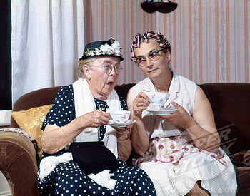Image result for nattering old ladies