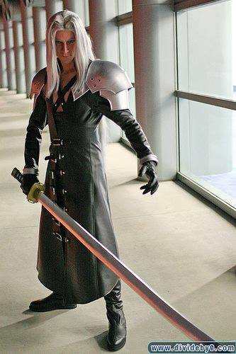 Final Fantasy VII: Advent Children - Cosplay - Sephiroth