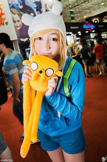 Adventure Time with Finn & Jake - Cosplay - Finn