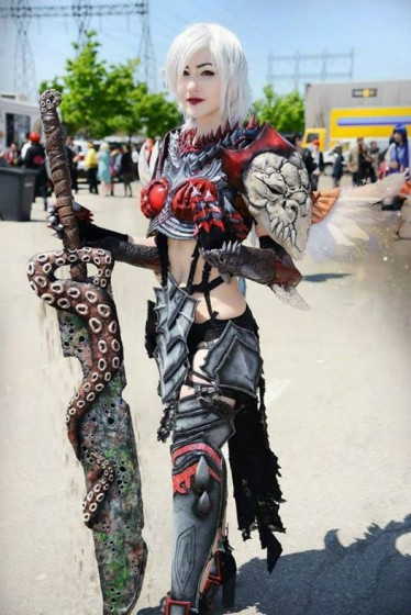 Guild Wars 2 - Cosplay - Warrior