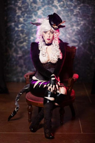 Alice in Wonderland - Cosplay - Cheshire Cat (American McGee's Alice)