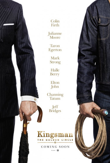 Kingsman: The Golden Circle - Plagát -