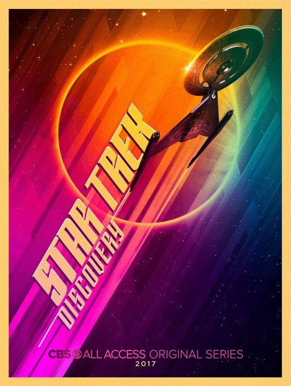 Star Trek: Discovery - poster 1