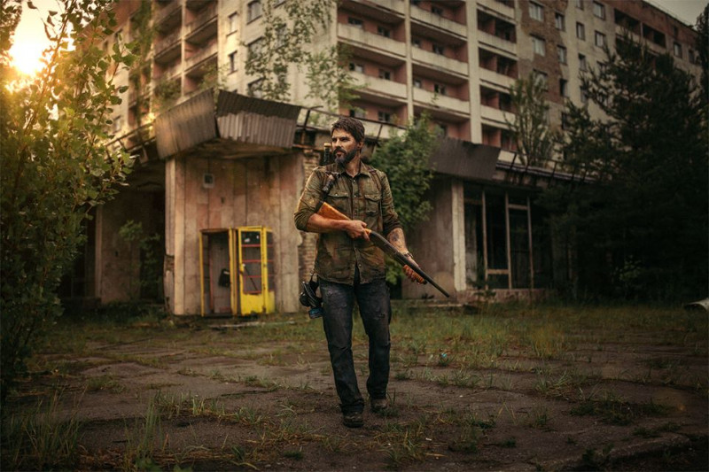 Cosplay na scifi.sk - Cosplay - The Last of Us - Joel