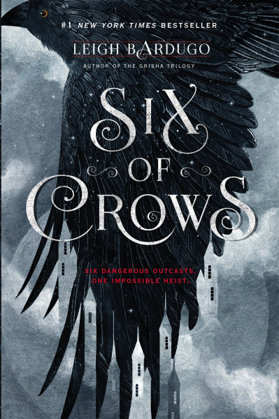Six of Crows - Plagát - Title page