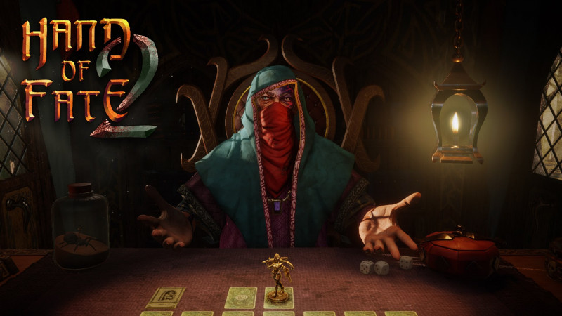 Hand of Fate 2 (2017, Defiant Development) – recenzia
