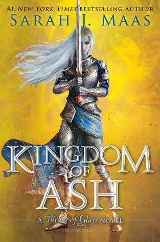 Poster - Kingdom of Ash