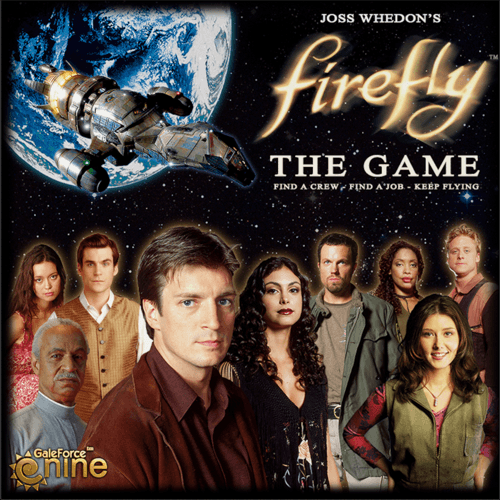 Poster - Firefly: Hra