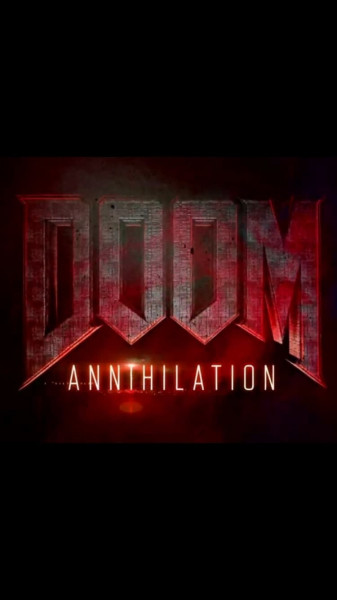 Poster - Doom: Annihilation