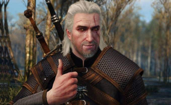 Fantastická poviedka - Scéna - Good job Witcher thumbs up