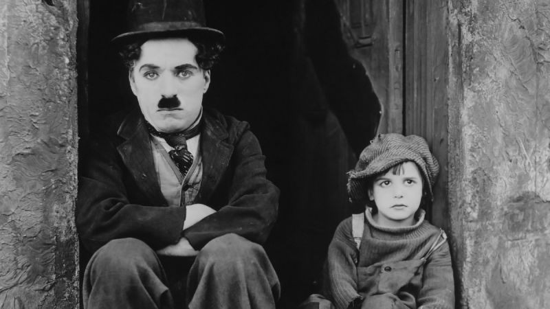 The Kid: An Animated Adventure - Charlie Chaplin a Kid