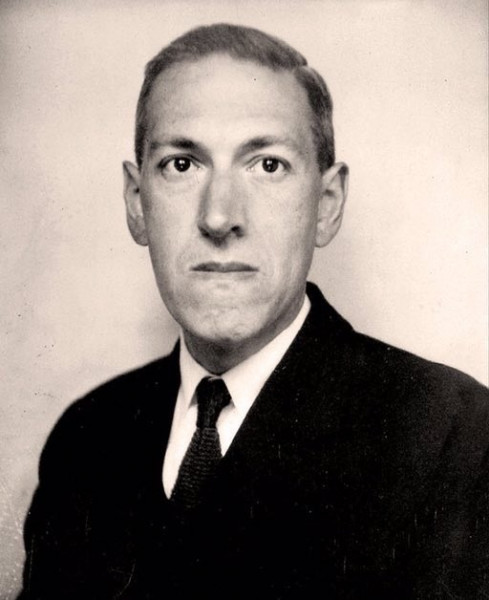 H. P. Lovecraft H. P. Lovecraft