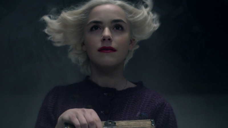 Chilling Adventures of Sabrina - 4. séria Chilling Adventures of Sabrina - 4. séria