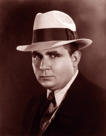 Americký autor fantasy a hororu Robert E. Howard (1906-1936).