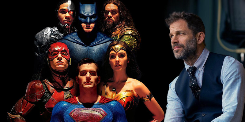 Zack Snyder's Justice League Zack Snyder's Justice League