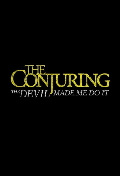 Poster - The Conjuring: The Devil Made Me Do It