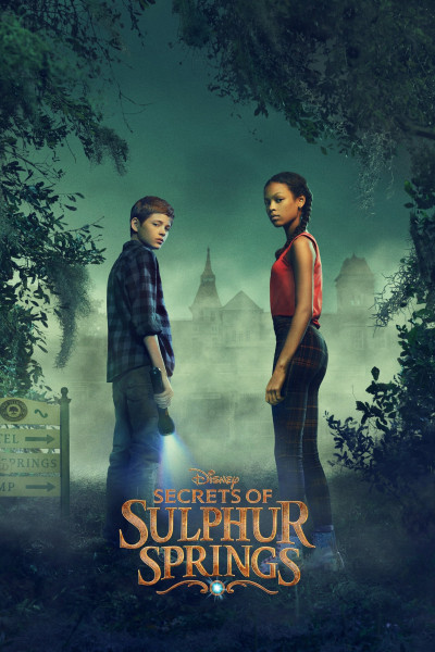 Poster - Secrets of Sulphur Springs