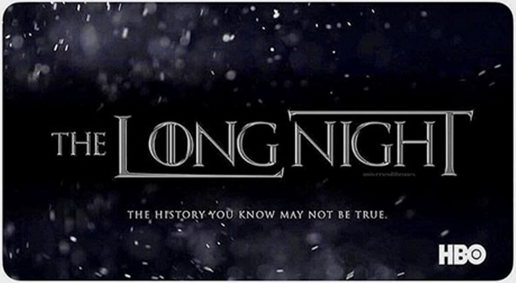 Fan poster k Game of Thrones: The Long Night prequelu