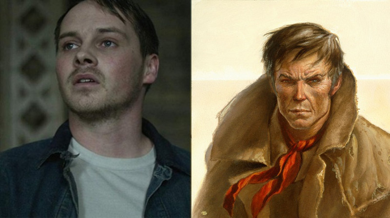 Sam Strike/Roland Deschain