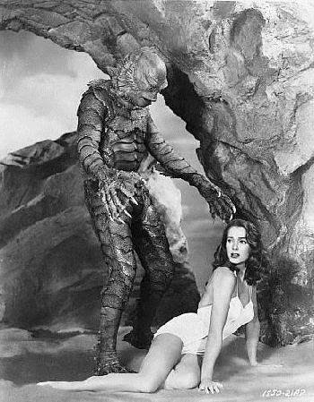 Creature from the Black Lagoon - Záber - Creature from the Black Lagoon 1