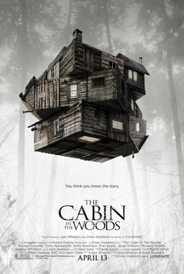 Cabin in the Woods, The - Poster - 1
