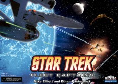Poster: Star Trek: Fleet Captains