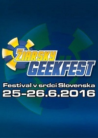 Poster - Žiarsky Geekfest 2016