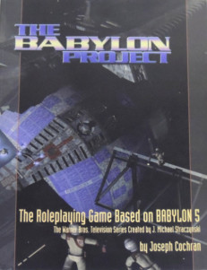 Poster: The Babylon Project