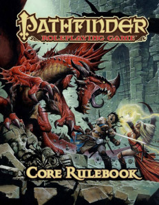 Poster: Pathfinder Roleplaying Game