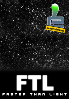 Poster - FTL - Faster than Light