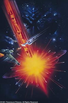 Poster: StarTrek VI: Neobjavená krajina