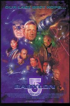 Babylon 5 Rewatch - Pilotný film The Gathering