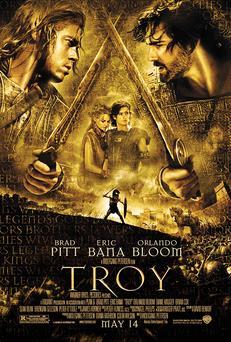 Poster: Trója