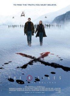 Poster: Akty X: Chcem uveriť